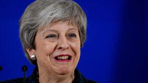 Тереза Мей - рицарят без крайници, вкарал Брекзит в раздела за чудати новини