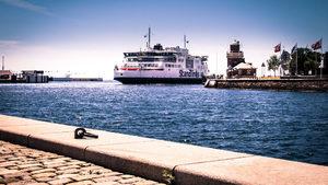 Два от най-големите фериботи в света вече работят със зелена енергия