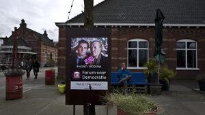 Тиери Боде - новото лице на холандския популизъм