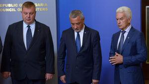 """Партиите от """"Обединени патриоти"""" ще се явят поотделно на европейските избори"""