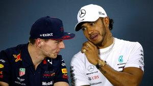 """Хамилтън смята """"Ред бул"""" за силен съперник в борбата за титлата във Формула 1"""