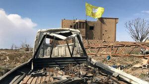 """""""Ислямска държава"""" изгуби последното село в Сирия, но това не е краят"""