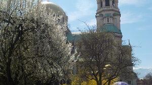 Пролетна София