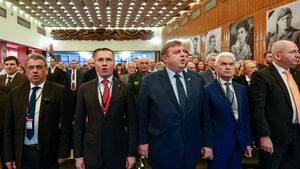Каракачанов и Сидеров декларираха единство за евроизборите, Симеонов не дойде да ги чуе