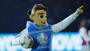Запознайте се със Скилзи - талисманa на Евро 2020