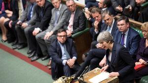 """Операция """"Жълтурка"""", или как Великобритания се готви за Брекзит без сделка"""