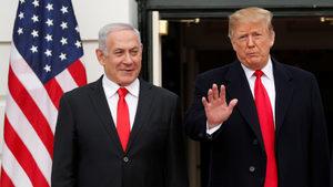 Тръмп призна суверенитета на Израел върху Голанските възвишения