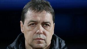 Хубчев е подал молба за раздяла с националния отбор