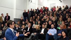 Стево Пендаровски, кандидат-президент: Северна Македония няма да симулира реформи само за да допадне на ЕС