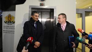 Шефът на Софийския градски съд отрече да е канен на поста от член на съдебния съвет