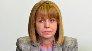 Фандъкова все още не е решила дали ще се кандидатира за кмет