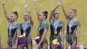 Ансамбълът по художествена гимнастика спечели златен медал в Минск