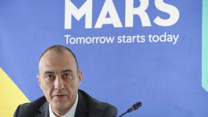 Компанията Mars ще пусне 4 нови марки на българския пазар през 2019 г.