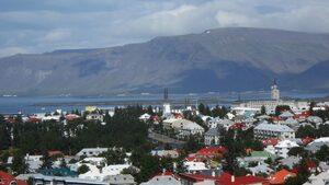 """Фотогалерия: Исландия - паметник на бюрократа, """"Слънчевият странник"""", синята лагуна"""
