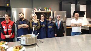 Сирийски ястия на софийска почва