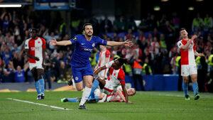 Английско присъствие и малко драма: кой срещу кого в полуфиналите в Лига Европа