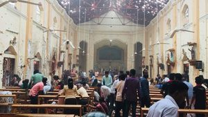 Серия атентати в църкви и хотели в Шри Ланка навръх Великден, жертвите са над 100