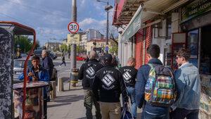 Фотогалерия: Крайнодесни националисти от пет държави учредиха съюз в София