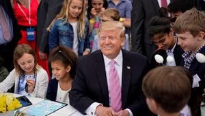 Тръмп обяви, че ни най-малко не се притеснява от импийчмънт