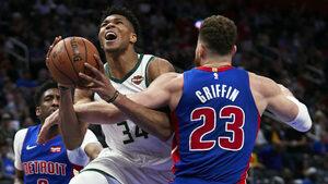 Видео: Магическата вечер на Гръцкото чудо в НБА
