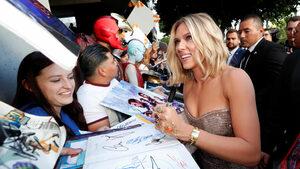 """Фотогалерия: Холивуд отпразнува края на """"Отмъстителите"""""""