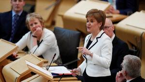 Шотландия ще опита втори референдум за независимост до 2 години