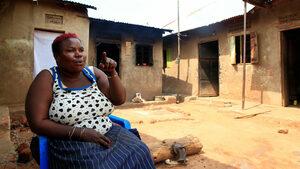 Мириам, която на 39 години е родила 44 деца