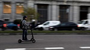 Германия разреши електрическите тротинетки да се движат по улиците