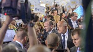 Борисов поиска от Манфред Вебер фондове, гаранция за газовия хъб и Шенген