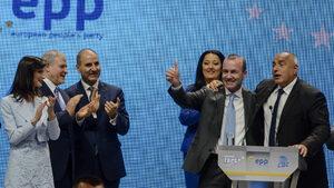 Фотогалерия: ГЕРБ предствя Вебер и кандидати