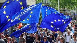 Десетки хиляди европейци протестираха срещу десния популизъм и национализма