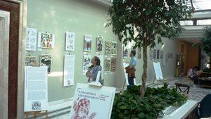 Изложба на чешкото комикс изкуство