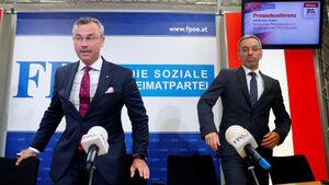 Курц поиска да уволни вътрешния министър, крайнодесните заплашиха да напуснат кабинета