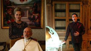 """Мерилин Менсън и Шарън Стоун ще се появят в """"Новият папа"""" на Сорентино"""