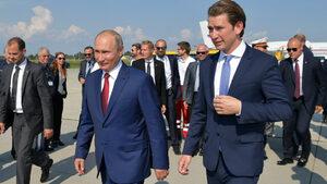"""Газ, банки и връзка с Путин - как Австрия осребрява ролята на """"мост между Изтока и Запада"""""""