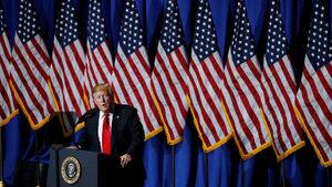 Тръмп очаква Иран да направи първата крачка към преговори
