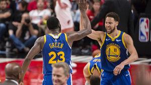 """""""Голдън стейт"""" се класира за финала в НБА за пета поредна година (видео)"""