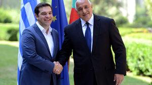 Борисов и Ципрас ще направят първата копка за газовата връзка
