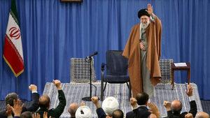 Какво представлява иранската мрежа от бойци