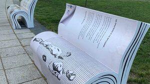 Пейки-книги, страхотна идея!