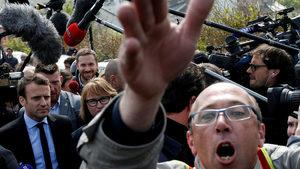 Макрон е изправен пред разочаровани французи дори в родния си град