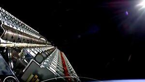 С първите 60 спътника Мъск започна да изгражда мрежата Starlink