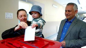 Къде могат да гласуват българските граждани в чужбина