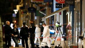 Френската полиция издирва мъжа, поставил бомбата в Лион