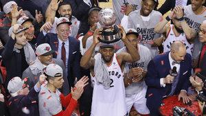 """""""Торонто раптърс"""" се класира за първи път на финал в НБА"""