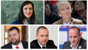 Изборните резултати и кои ще са новите български евродепутати (на живо)