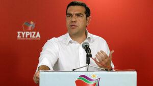 Ципрас свика предсрочни избори в Гърция след загубата на СИРИЗА на евровота