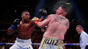 Джошуа: Загубата от Анди Руис ме направи по-умен боксьор