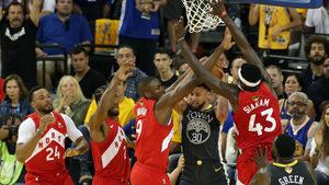 """""""Торонто раптърс"""" детронира """"Голдън стейт"""" и грабна титлата в НБА след невиждана драма"""