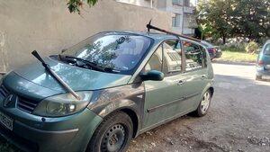С две кирки е осъмнал днес автомобилът на ректора на Техническия университет във Варна (допълнена)